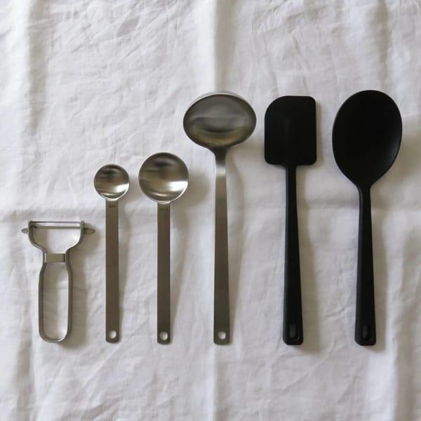 無印良品のキッチンアイテム