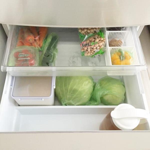 100均 冷蔵庫収納2