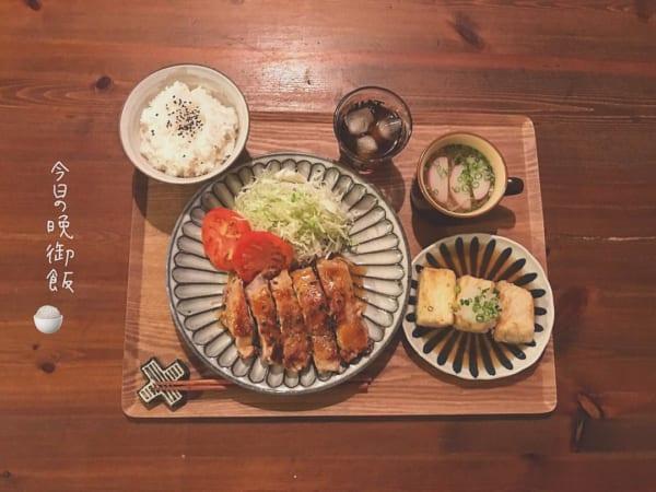 豆腐を使った人気の副菜《焼き料理》4