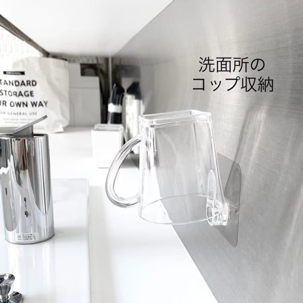 セリア・ダイソーのフィルムフック10