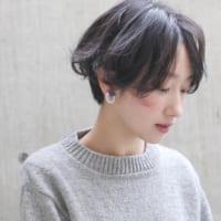 丸顔さんに似合う《黒髪ショート》特集☆小顔が叶うおしゃれな髪型をご紹介!