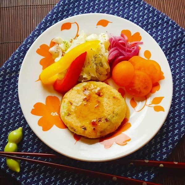 豆腐を使った人気の副菜《焼き料理》2
