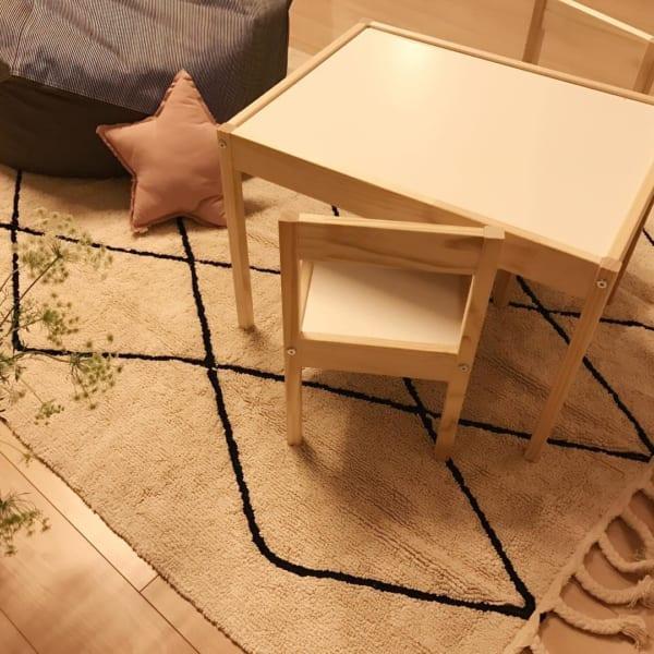 子供だけで使えるテーブル&チェア