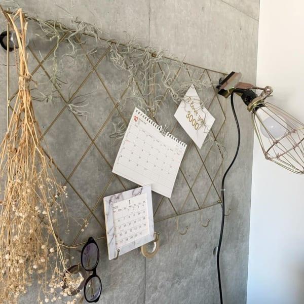 【ダイソー】壁掛けワイヤーフック