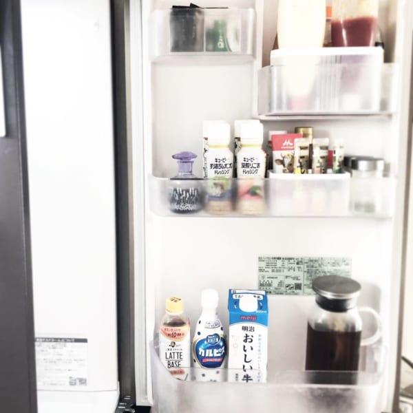 100均 冷蔵庫収納10