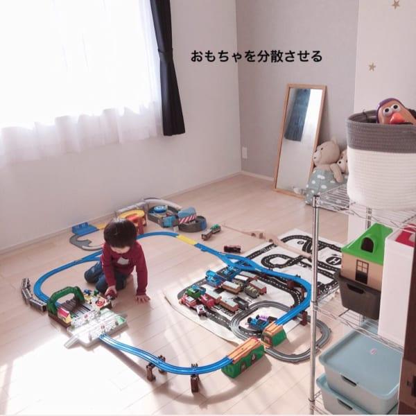 男の子向け子供部屋インテリア&収納7