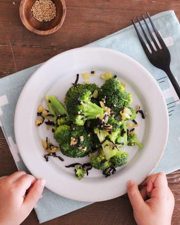 ブロッコリーを使った人気の副菜《中華》4