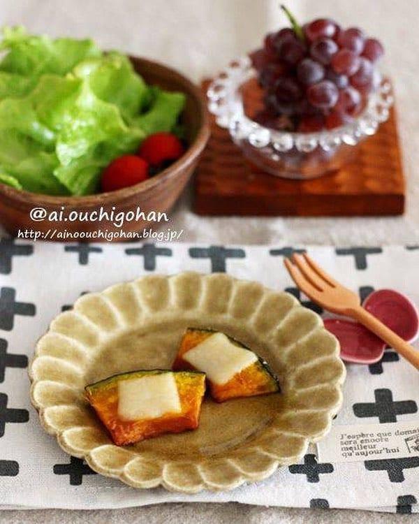 かぼちゃを使った人気の副菜レシピ《洋風》4