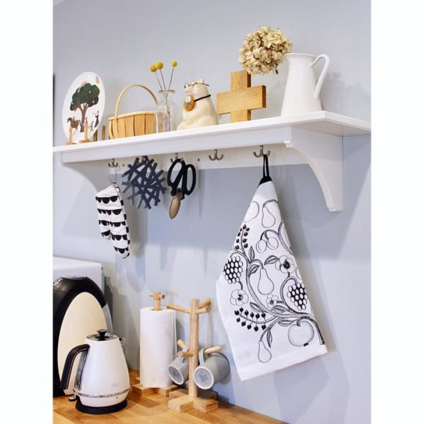 おしゃれな飾り棚《キッチン》2