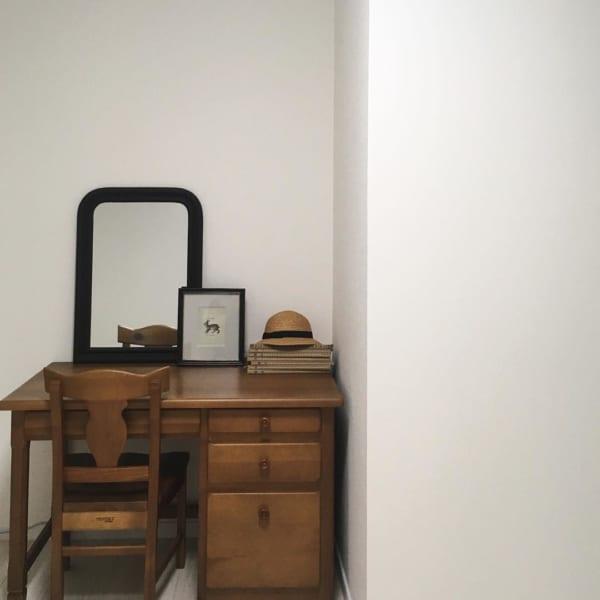 愛着のある家具がお部屋をワンランクアップ
