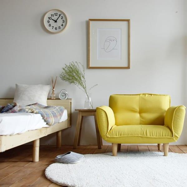 狭いリビングのソファの選び方2