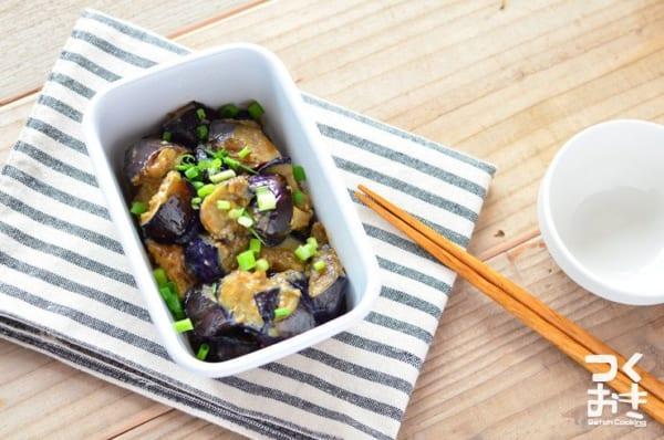人気の中華風副菜に!なすのピリ辛ラー油炒め