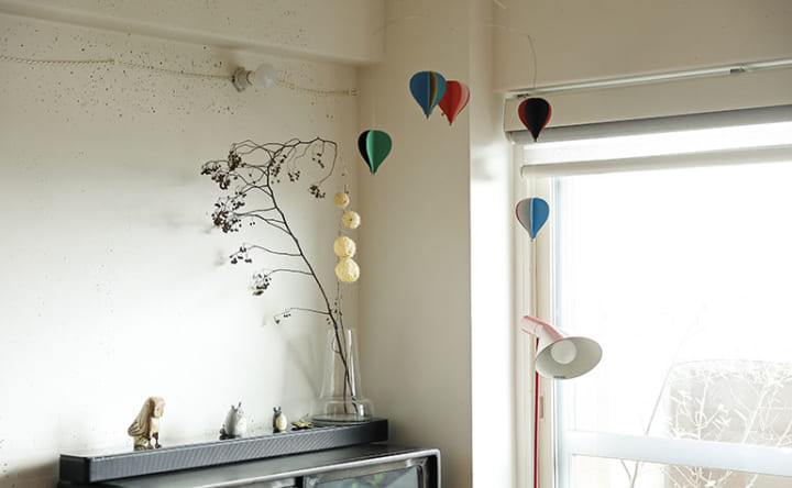 棚や収納の設計は想定しすぎず、使いながら自分流にアレンジ4
