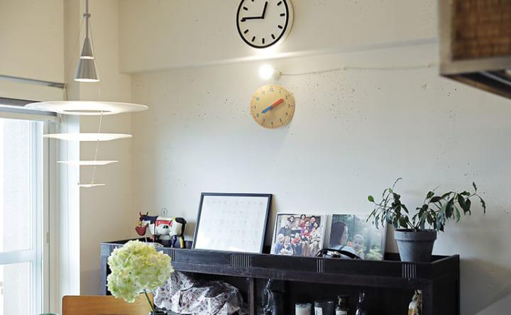 棚や収納の設計は想定しすぎず、使いながら自分流にアレンジ5