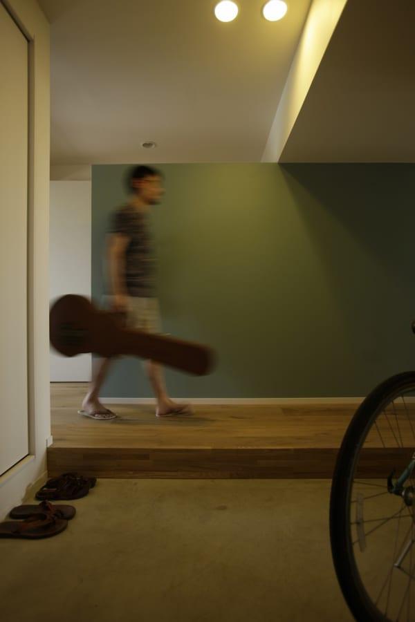 ライフサイクルに合わせて、無駄なくフレキシブルに住める家。