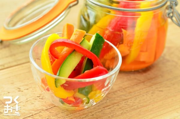 人気のパプリカで簡単副菜レシピ《和え物・サラダ》3