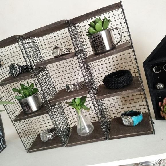 カフェ風一人暮らしインテリア《DIYアイデア》16