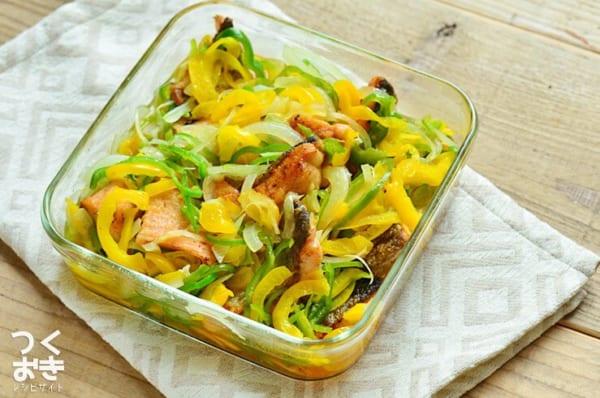 人気のパプリカで簡単副菜レシピ《和え物・サラダ》11