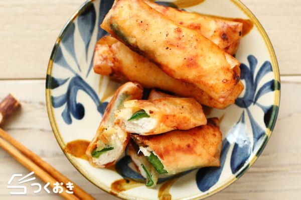 きゅうりの人気副菜レシピ《炒め&揚げ》3