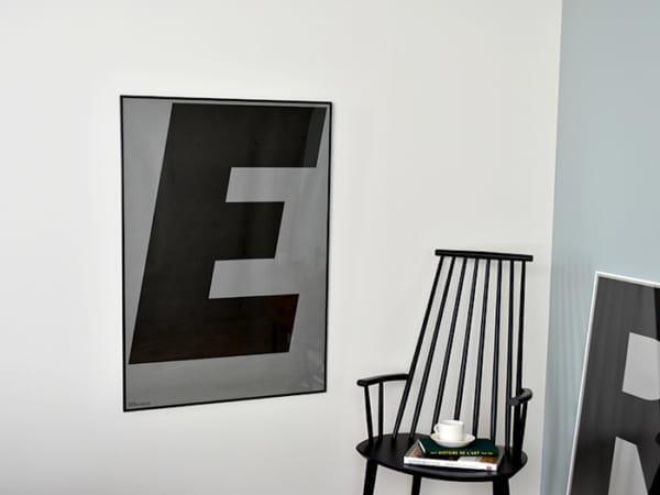 《E》ポスター