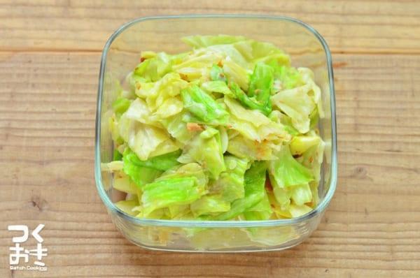 キャベツ 副菜5