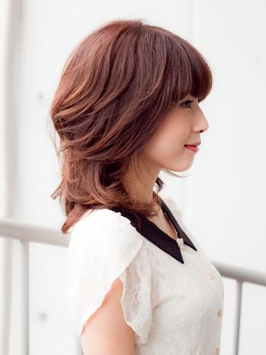 50代 髪型 前髪14