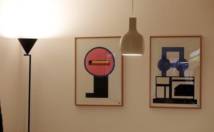 好きなデザインの家具とアートで、空間を自分好みにコーディネイト4