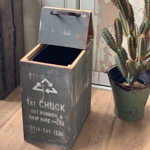 ゴミ箱 DIY13