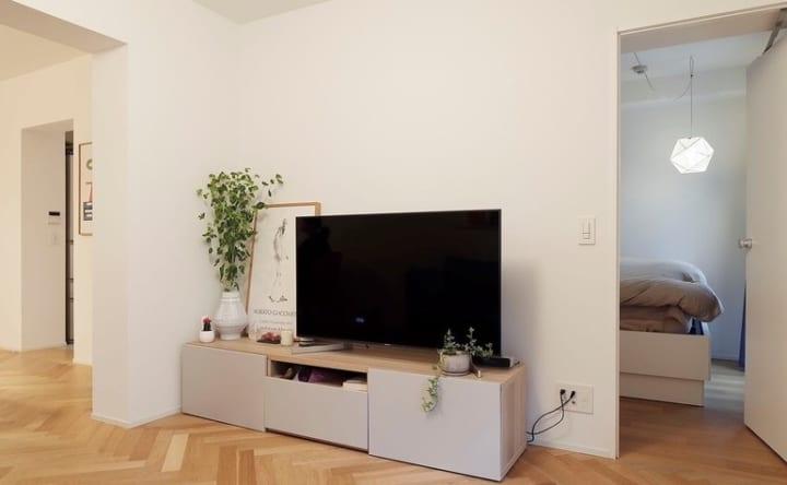 好きなデザインの家具とアートで、空間を自分好みにコーディネイト5
