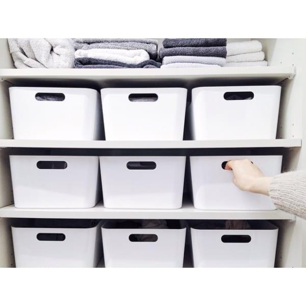 子供服のクローゼット収納アイデア《IKEA》4