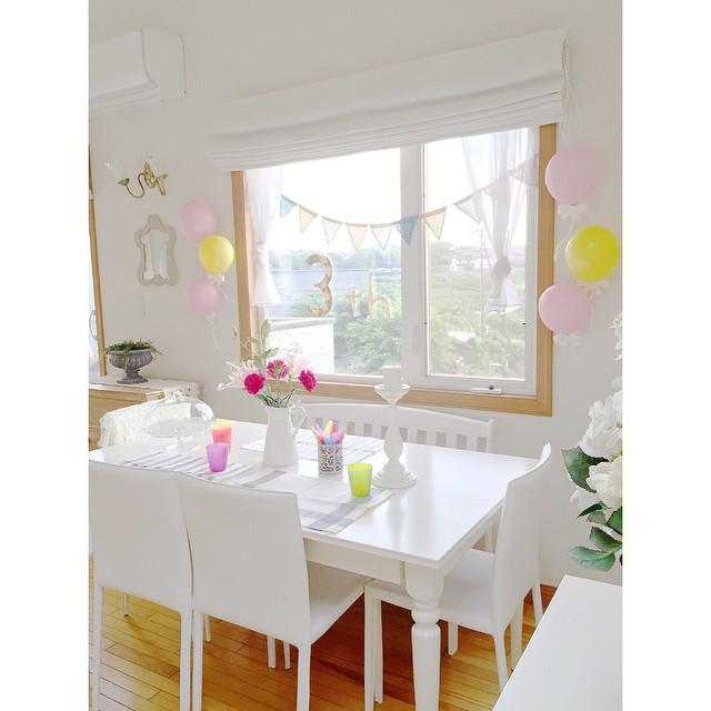子供の誕生日におすすめの飾り付け《女の子》3