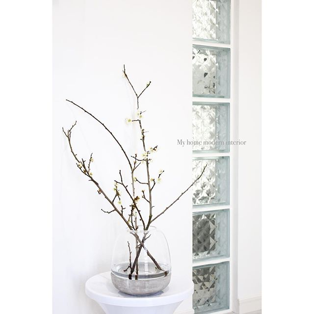 生活空間になじむ花やグリーンの飾り方31