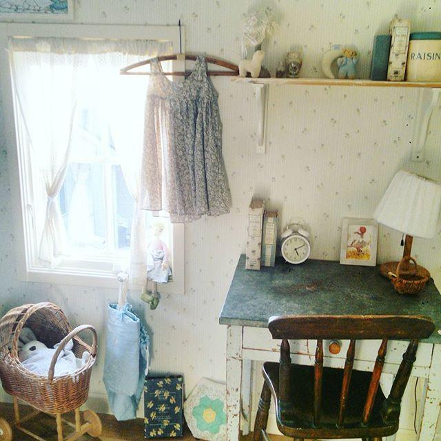 5畳 子供部屋 レイアウト6