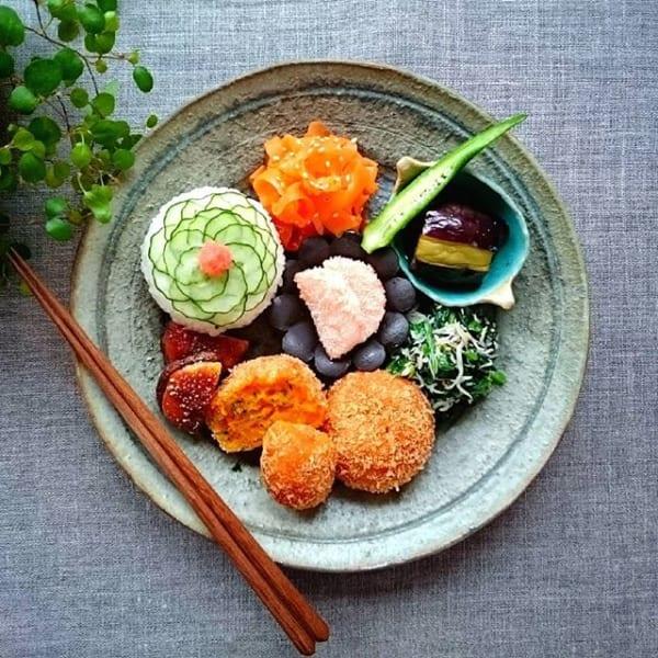 美味しい副菜レシピに!長芋の明太子焼き