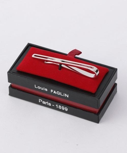 [SHIPS] LOUIS FAGLIN: スクエア ネクタイピン