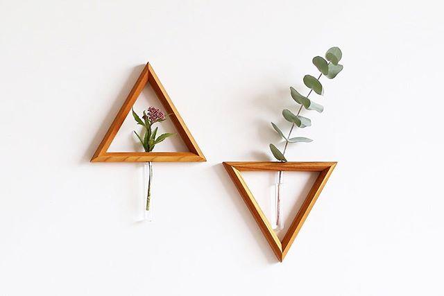 生活空間になじむ花やグリーンの飾り方4