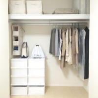 衣類や小物は使いやすく整理しよう♪クローゼット収納のコツとは?