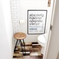 トイレを気軽に模様替え♪100均リメイクシートで叶えるおしゃれなDIYアイデア集