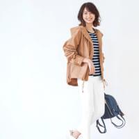 40代ママの運動会コーデ特集!トレンド感のあるきれいめカジュアルな服装をご紹介