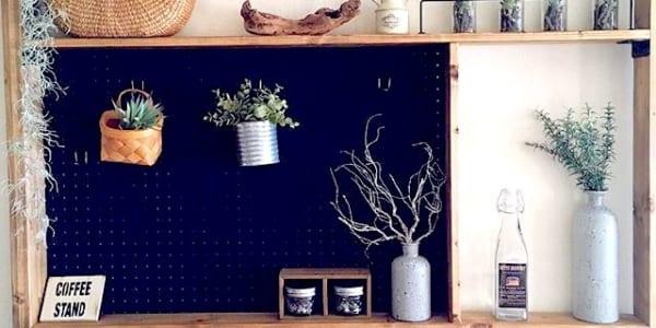 リビングの壁面収納アイデア実例集!空間を無駄にしないおしゃれなDIY術をご紹介