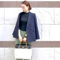 【2020最新】ボーイッシュな女性必見!オフィスカジュアルの上級者コーデ特集