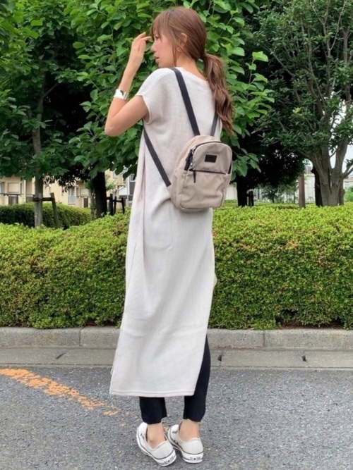 [THE MORNING AFTER] [ CONVERSE / コンバース ] CV Classic Mini Back Pack