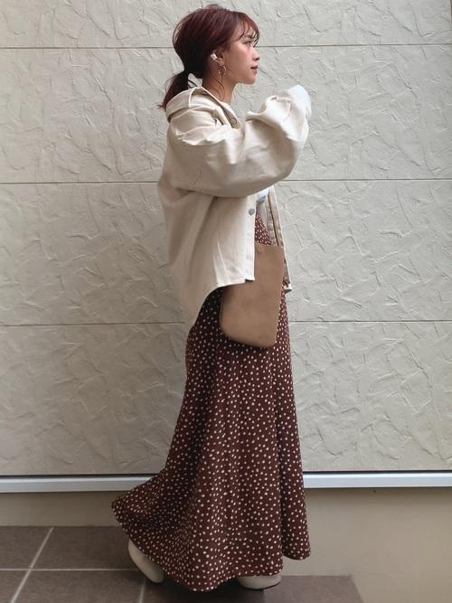 しまむらのスカート3