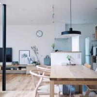 食卓の要になる家具♪「ダイニングテーブル」で彩るインテリア