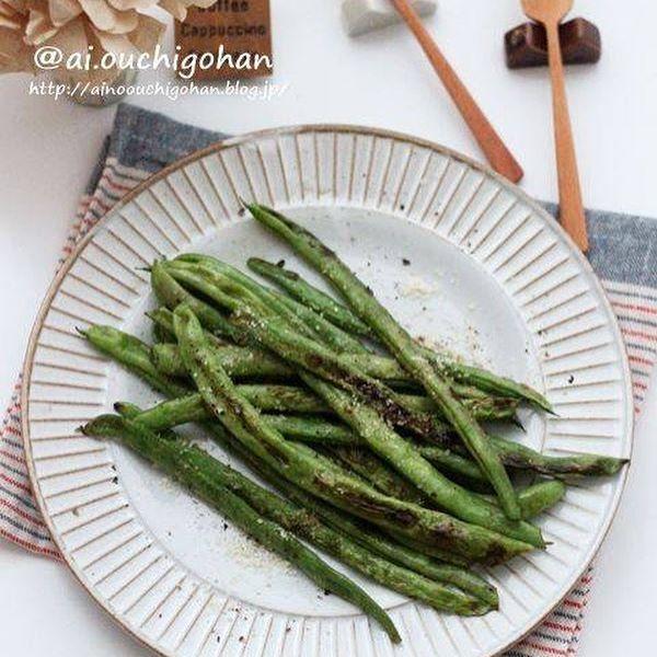 いんげんの人気レシピ☆簡単な副菜料理《洋風》4