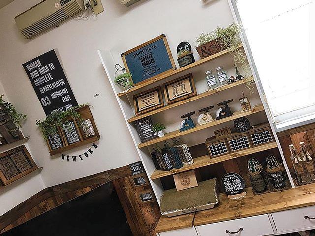 趣味の自作グッズを収納できる壁面収納