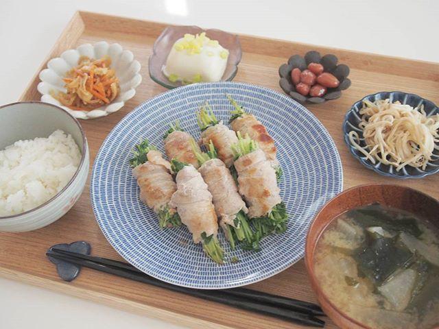 イメージは和食の定食スタイル