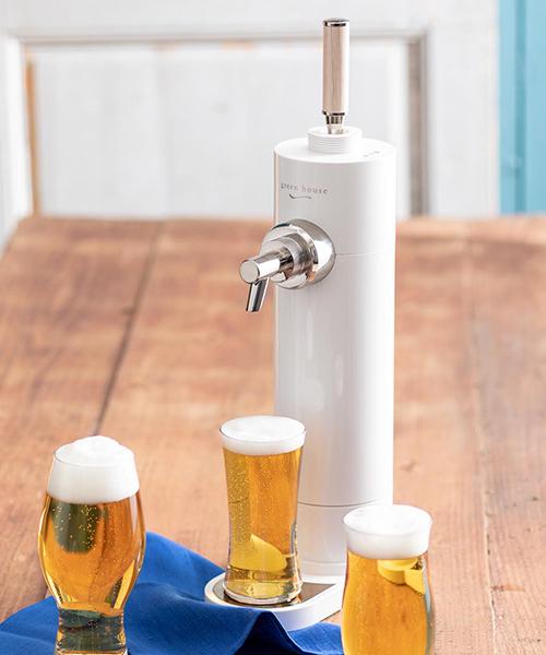 お酒好きにおすすめのビールサーバー