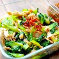 チンゲン菜を使った副菜レシピ14選!子供もやみつきになる美味しい料理をご紹介