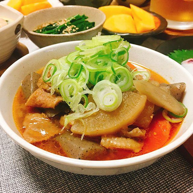 牛丼 副菜12